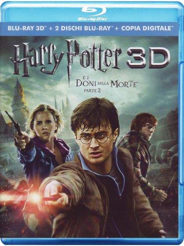 Harry Potter e i doni della morte - Parte 2(2D+3D+copia digitale)Volume0 [Blu-ray] [IT Import]