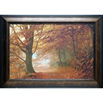 Autumn Dream (Framed Art Print)