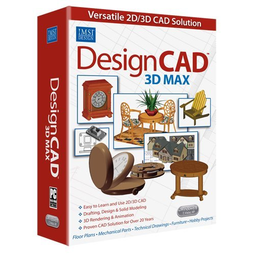 Design CAD 3D Max v 23 CAD Design Software