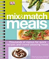 Mix & Match Meals ebook download
