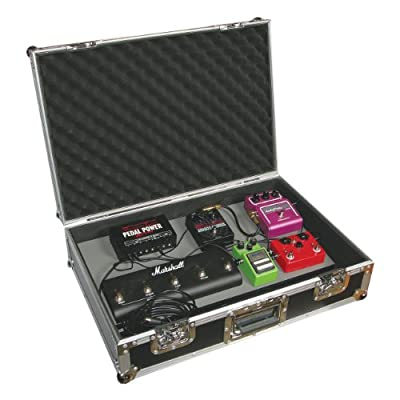 Odyssey FZGPEDAL24 Flight Zone 24 Guitar Pedal Board Ata Case by Odyssey Innovative Designs