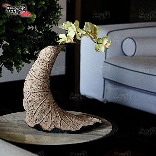 midtawer Il soggiorno mobile TV ornamenti vasi vasi da tavolo vasi creativi fiore-vino Ufficio Rack ornamenti lady