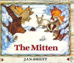 Amazon.com: The Mitten (9780399231094): Jan Brett: Books