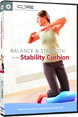 Stott Pilates Balance and Strength on the Stability Cushion DVD