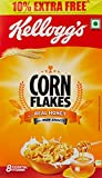 #10: Kellogg's Corn Flakes with Honey, 630g (with Free 63g)