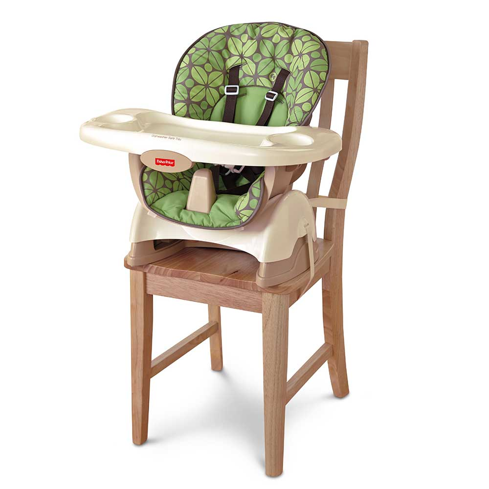 Dining Room High Chairs: Amazon.com : Fisher-Price SpaceSaver High Chair