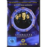 Stargate Kommando SG-1 - Season 1 (5 DVDs)von &#34;Richard Dean Anderson&#34;