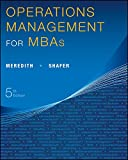 img - for Operations Management for MBAs book / textbook / text book