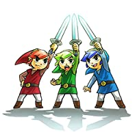 The Legend of Zelda: Tri Force Heroes - 3DS [Digital Code] from Nintendo of America