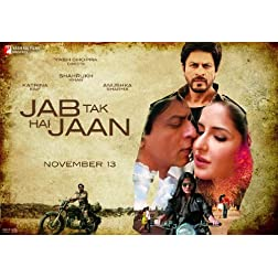 Jab Tak Hai Jaan (Hindi Movie / Bollywood Film / Indian Cinema - Blu Ray) (2012) [Blu-ray]