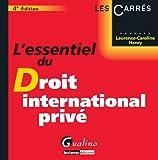 echange, troc Laurence-Caroline Henry - L'essentiel du droit international privé