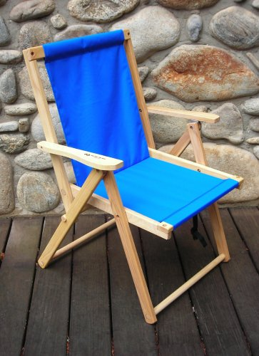 Highlands Deck Chair - Atlantic Blue - Buy Highlands Deck Chair - Atlantic Blue - Purchase Highlands Deck Chair - Atlantic Blue (Blue Ridge, Home & Garden,Categories,Patio Lawn & Garden,Patio Furniture,Chairs,Folding Chairs)
