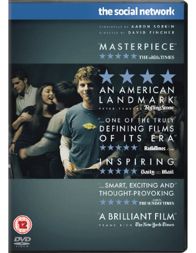 Image of The Social Network [DVD]