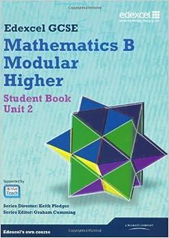 GCSE Mathematics Edexcel 2010: Spec B Higher Unit 2 ...