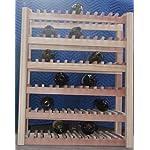 Redwood Wine Rack 60 Bottle