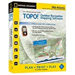 TOPO! National Geographic USGS Topographic Maps (Mid-Atlantic)
