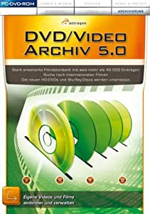 astragon dvd video archiv: