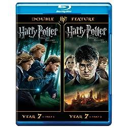 Harry Potter: Year 7 [Blu-ray]
