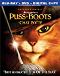 Puss in Boots (Bilingual) [Blu-ray +...
