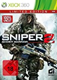 Sniper Ghost Warrior 2 Limited (100% uncut) (XBOX 360) (USK 18)