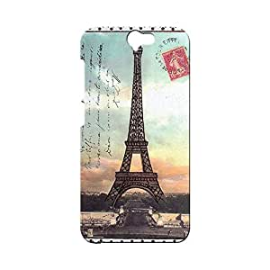 G-STAR Designer Printed Back case cover for HTC One A9 - G5875
