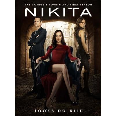 NIKITA / ニキータ <ファイナル・シーズン> コンプリート・ボックス(3枚組) [DVD]