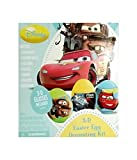 Disney's Cars 2 Easter Egg Decorating Kit with 3-D Images