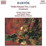 Bartok: Violinsonaten Nr. 1 u. 2 / Kontraste