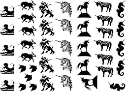 Unicorn Variety 1/2\