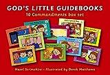 img - for God's Little Guidebooks - Box Set: 10 Commandments Box Set (Colour Books) book / textbook / text book