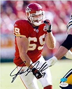 Jared Allen autographed 8x10 Photo (Kansas City Chiefs) JSA by Autograph Warehouse