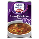 Heinz Weight Watchers Tuscan Minestrone Soup 295 g (Pack of 12)
