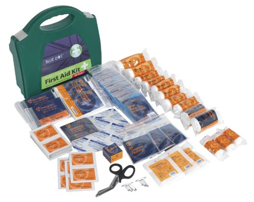 Sealey SFA01M First Aid Kit, Medium