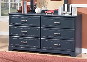 Blue Dresser - Signature Design by Ashley Furniture