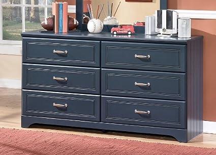 "Dresser inBlue By ""Famous Brand"""