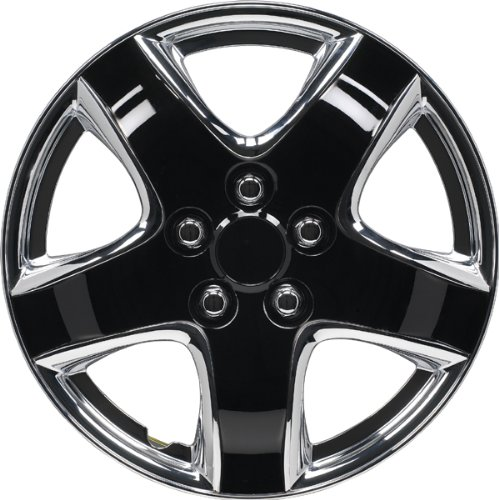 autostyle-kt-998-15c-ibk-hubcap-set-maine-15-chrome-plus-black-spokes-car-wheel-trims-set-of-4