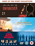 Unforgiven/The Searchers/The Wild Bunch [DVD]