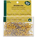 Dritz Size 1-3/4-Inch Quilting Quilter's Pins, 500-Pack