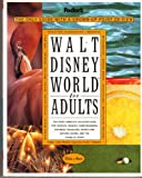 img - for Walt Disney World for Adults: The Only Guide with a Grown-Up Point of View By Rita Aero (Gold guides) book / textbook / text book