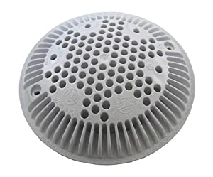 Hayward wgx1048edgr 8 inch dark gray suction - Swimming pool drain cover replacement ...