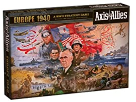 Axis and Allies Europe 1940 (Discontinued)