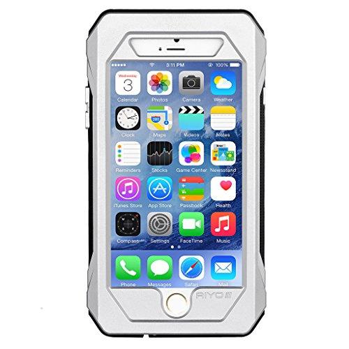 HAMSWAN 新型RIYO iphone6/6s携帯ケース IP68認証 防水 防塵 耐衝撃 ワンステップ成形技術 防水保護ケース iphone6/6s 4.7寸に対応 6色の選択