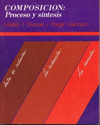 Composicion, proceso y sintesis