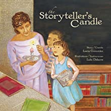 The Storyteller's Candle (       UNABRIDGED) by Lucia Gonzalez Narrated by Sonia Manzano