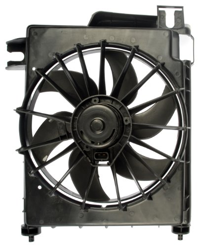 Dorman 620-035 Radiator Fan Assembly With Extra Harness by Dorman - OE Solutions