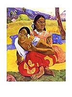 "Legendarte Lienzo ""Nafea Faa Ipoipo"" (Quando Ti Sposi?) di Paul Gauguin"