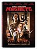 Machete [DVD] [2010] [Region 1] [US Import] [NTSC]