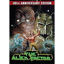 The Alien Factor: 40th Anniversary Edition