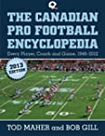 The Canadian Pro Football Encyclopedi...