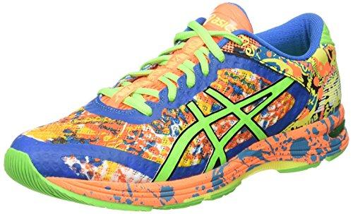 asics-mens-gel-noosa-tri-11-competition-running-shoes-multicolor-hot-orange-green-gecko-electric-blu